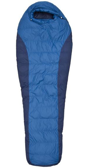 Marmot Palisade Slaapzak long blauw